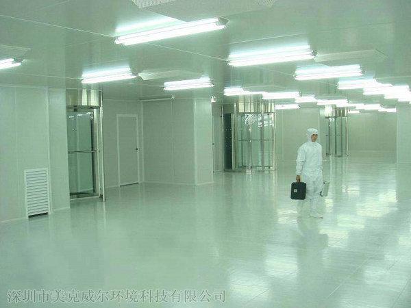 深南电路洁净室机电设计施工案例  客户名称:深南电路有限公司 项目