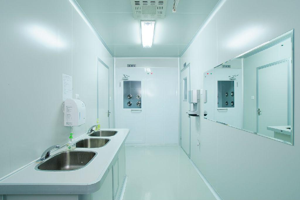 净化洁净室工程_钢结构网室工程施工方案_手术室净化工程