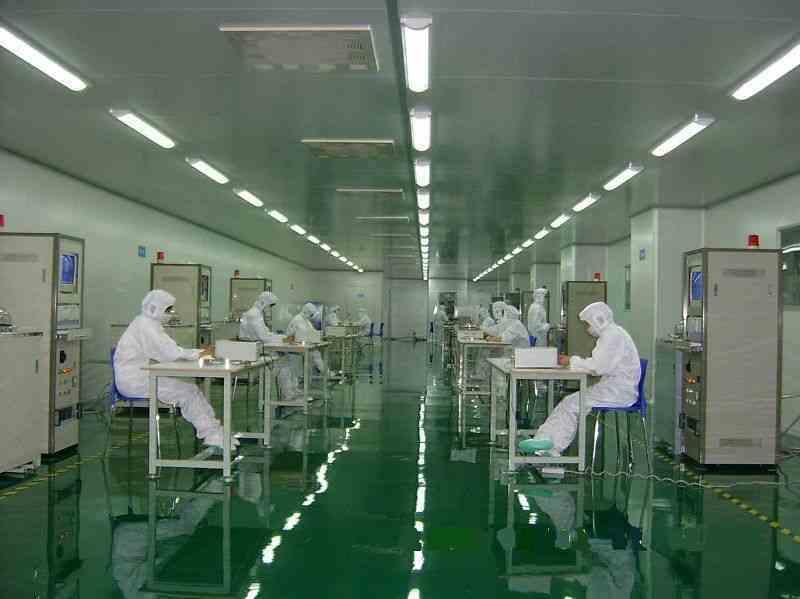 微电子与工程_电子洁净厂房建设 电子洁净厂房洁净工程案例