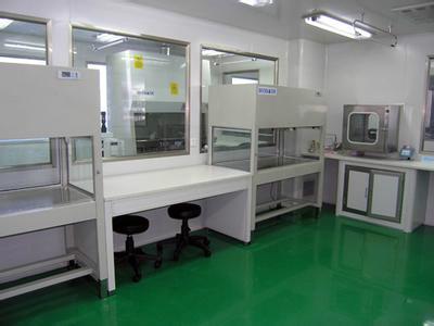 美克威尔微生物实验室案例