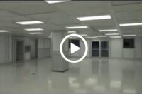 洁净室现场演示视频