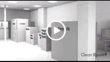 生物实验室3D动画演示视频