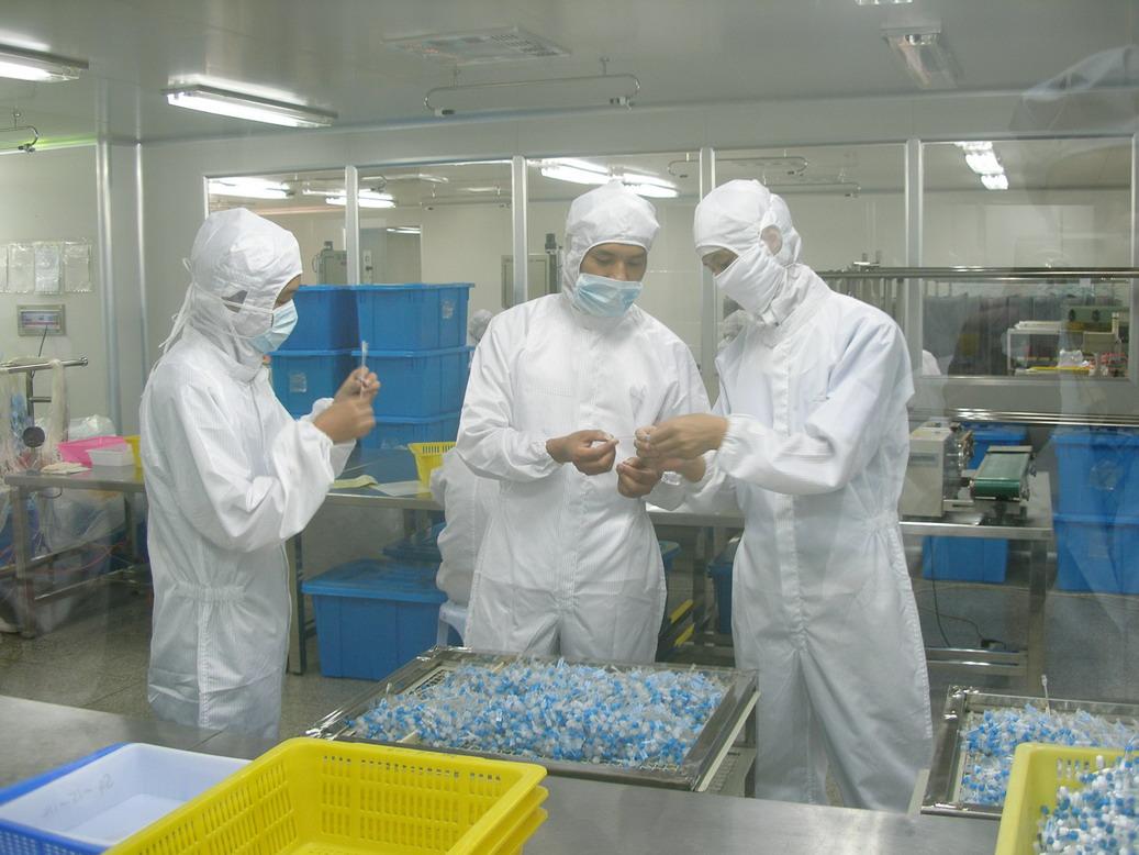 医疗器械Gmp洁净厂房建设要求