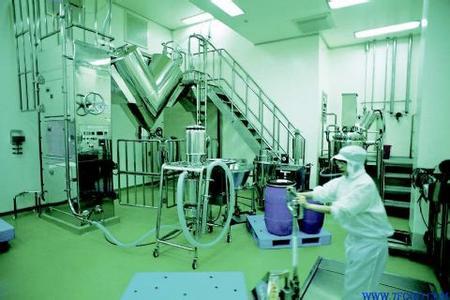 生物制药GMP洁净厂房建筑设计要求