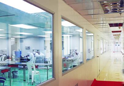 贺喜我司签约鸿图医疗器材(东莞)有限公司三楼车间GMP整改工程