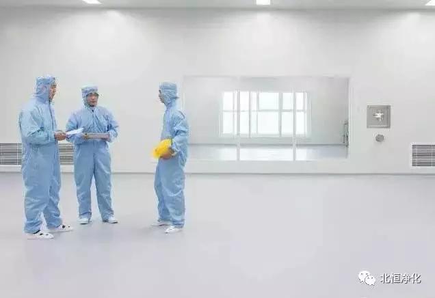 洁净室工程施工不可控因素管项方法