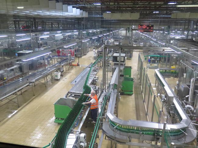 啤酒厂灌装无尘车间净化系统设计方案
