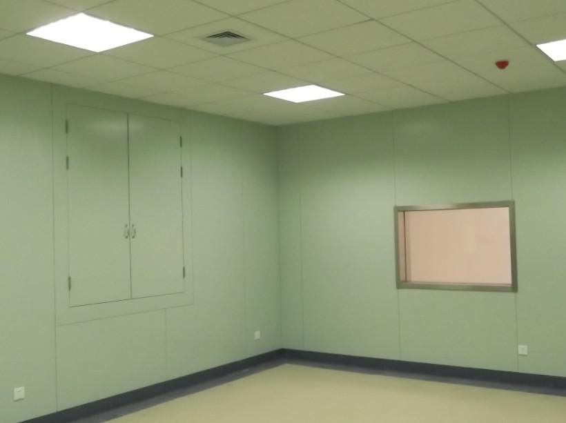 无尘室不锈钢净化门
