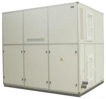 洁净水冷柜式空调机组
