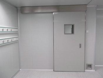 净化室不锈钢门