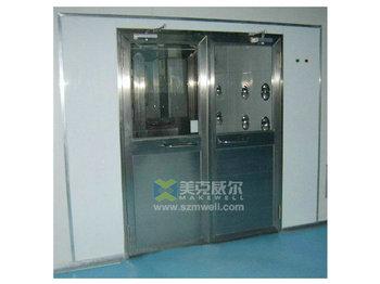 冷板喷塑货淋室
