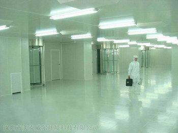 深南电路洁净室机电设计施工案例