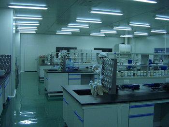医药行业万级无尘室工程案例
