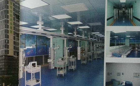 深圳市妇幼保健院净化工程案例