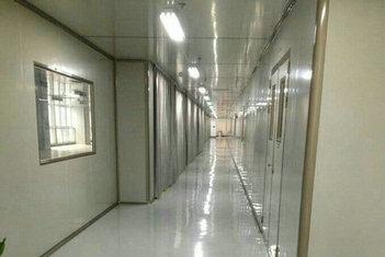 芜湖光电无尘厂房工程案例