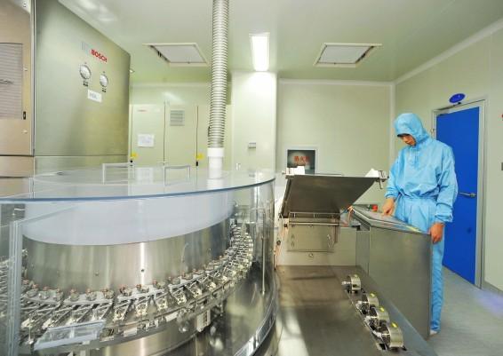 兽药GMP洁净厂房净化整体系统方案