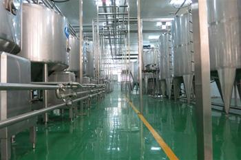 饮料生产车间工程案例