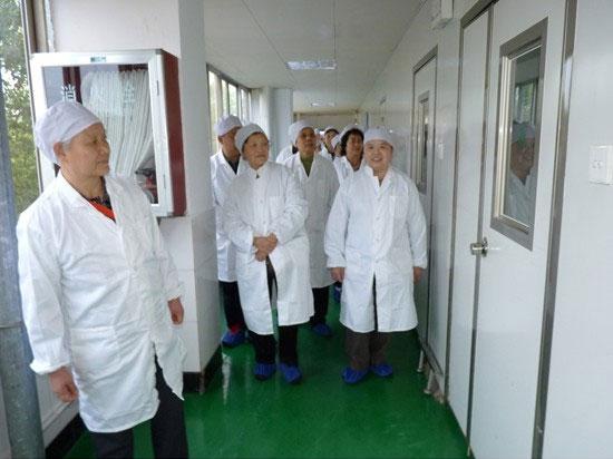 汪氏药业GMP净化车间设计装修工程