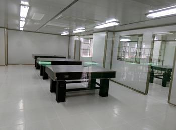顺德工业研究院千级光学实验室净化装修