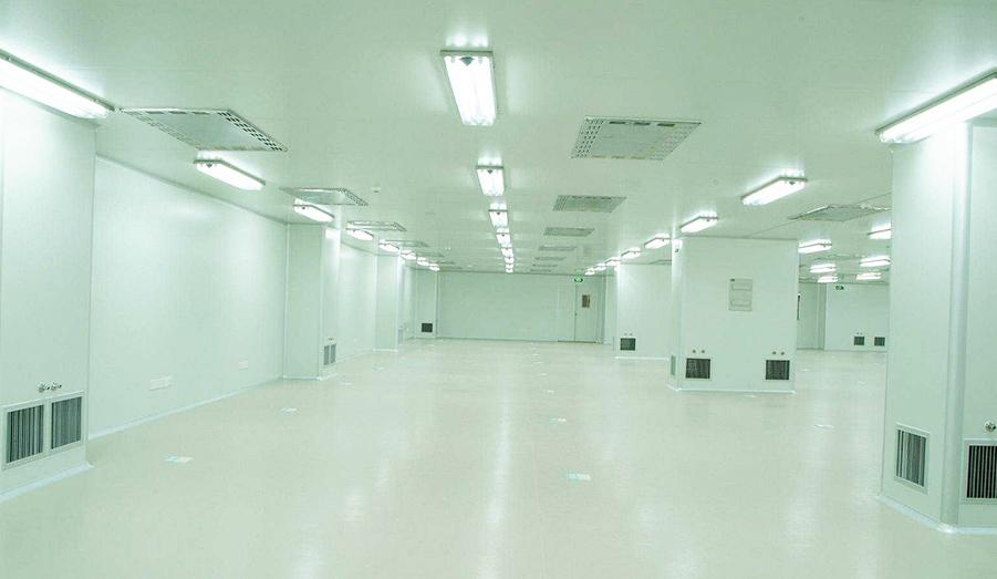 康佳厂房无尘室及机电安装工程