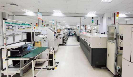 海信电子导光板洁净厂房安装工程