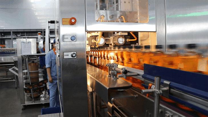 中沃4#厂房PET瓶无菌灌装车间装修工程